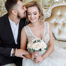 Wedding photographer Evgeniya Antonova (antonova). Photo of 13.03.2019