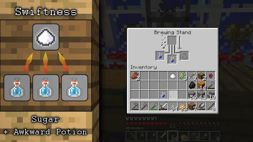 Crafting Guide For Minecraft