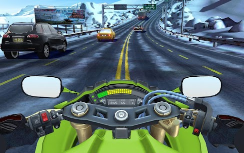 Moto Rider GO: Highway Traffic MOD APK (Unlimited Money) 3