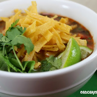 Copycat Cafe Rio Tortilla Soup