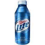 Miller Lite 16oz Aluminum