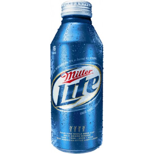 lite 16oz aluminum from miller brewing company available near you