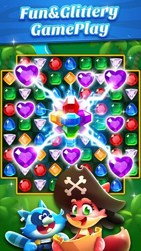 Jewel Pirate : Amazing New Match 3 8.6.4 screenshots 2
