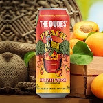 The Dudes' Juicebox Series: Peach Berliner Weisse