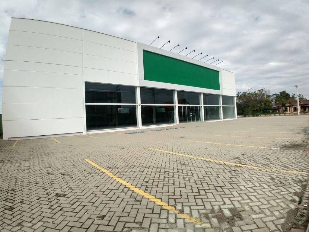 Galpão para alugar, 720 m² por R$ 9.000/mês - Centro - Tijucas/SC