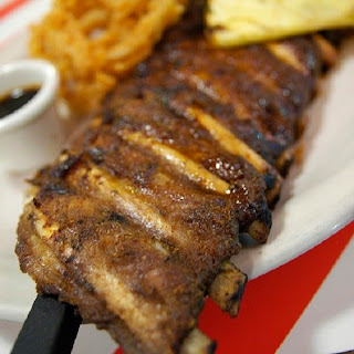 T.G.I. Friday's Jack Daniels BBQ Glaze Restaurant.