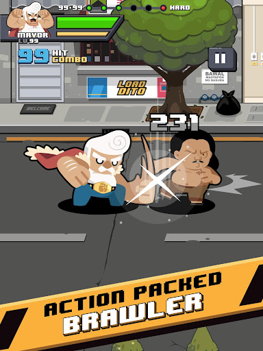 Brawl Quest - Offline Beat Em Up Action 4.6.26 screenshots 6