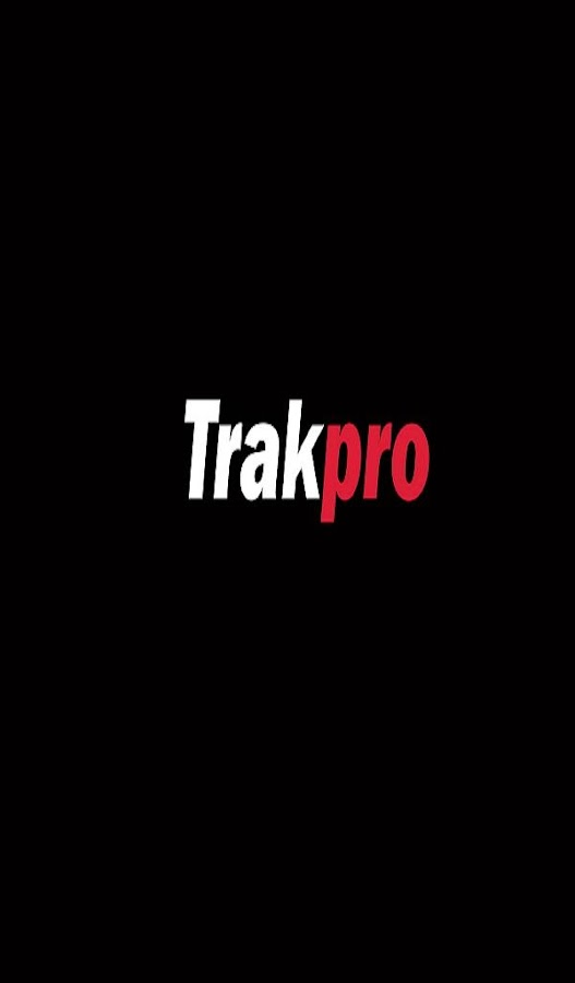 Trakpro Plus- screenshot