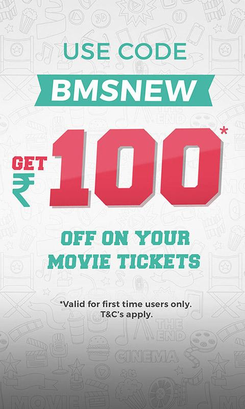 Screenshots of BookMyShow–Movie Tickets,Plays for iPhone