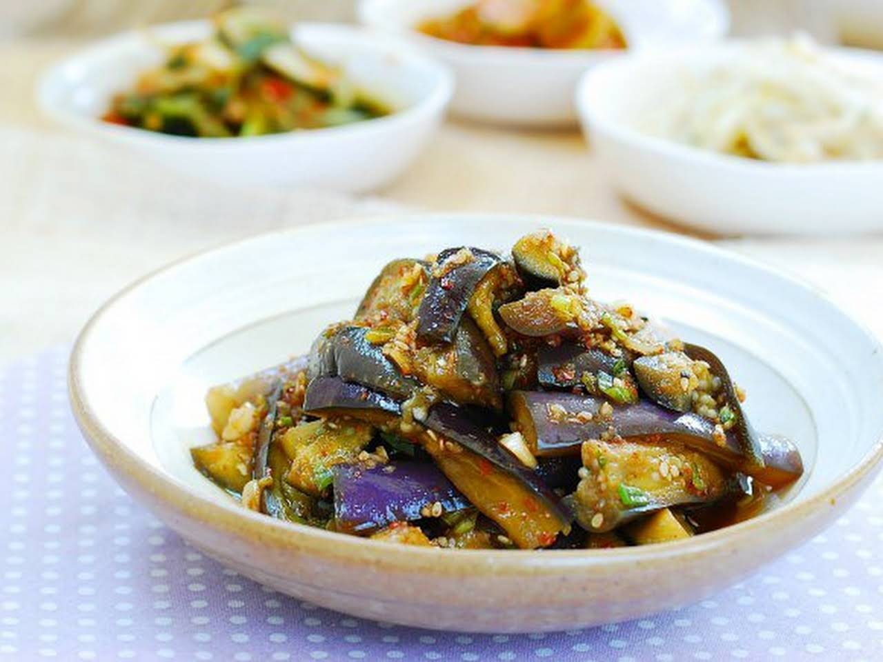 10 Best Eggplant Side Dish Recipes Yummly