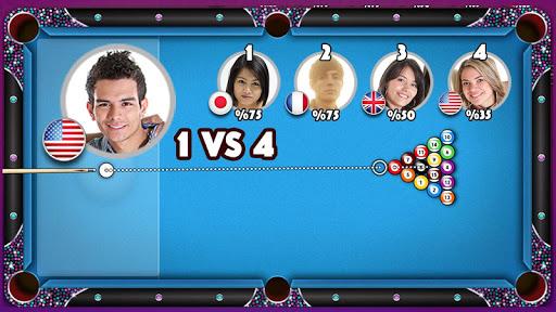Pool Strike online 8 ball pool billiards free game 6.4 screenshots 8