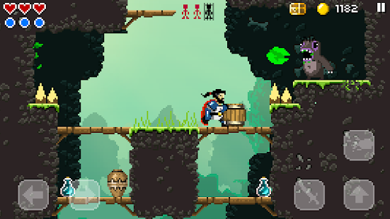 Sword Of Xolan Screenshot