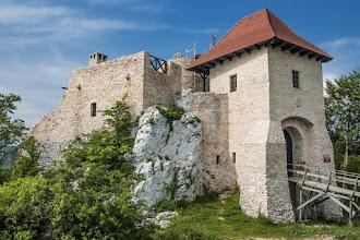 Photo: Zamek w Bobolicach