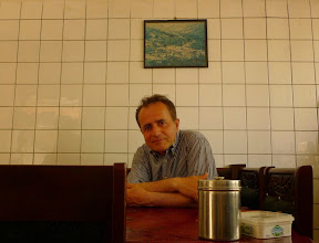 Photo: Mouafaq Rushdie, theater director, actor and teacher in the Theater Institute in Duhok, Duhok, South Kurdistan (Iraq), 2014