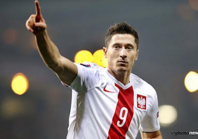 La Pologne prouve sa forme face à un futur adversaire de la Belgique