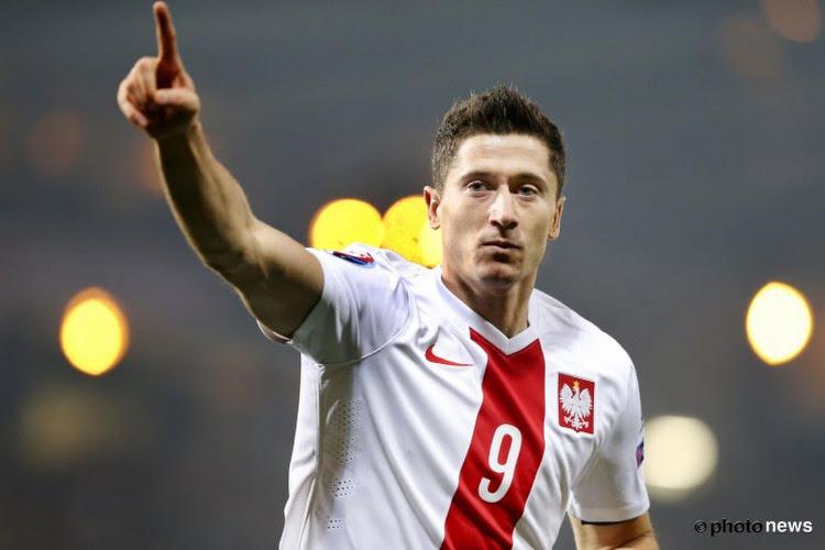 """Lewandowski: """"On aurait mérité de marquer un ou deux buts"""""""