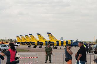 Photo: пилотажная группа Л-39 Альбатрос