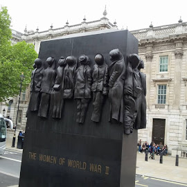 London trip by Tiffany Wu - Buildings & Architecture Statues & Monuments
