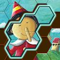 Hexa Jigsaw Collection HD icon