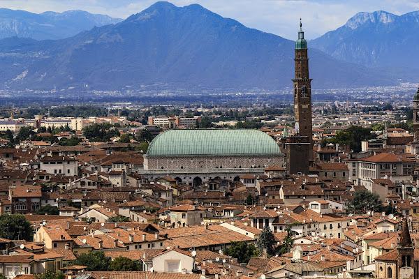 Vicenza ,la mia città di Bibanto