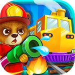 Pet Train Driver: Fire Saver 1.1 Apk