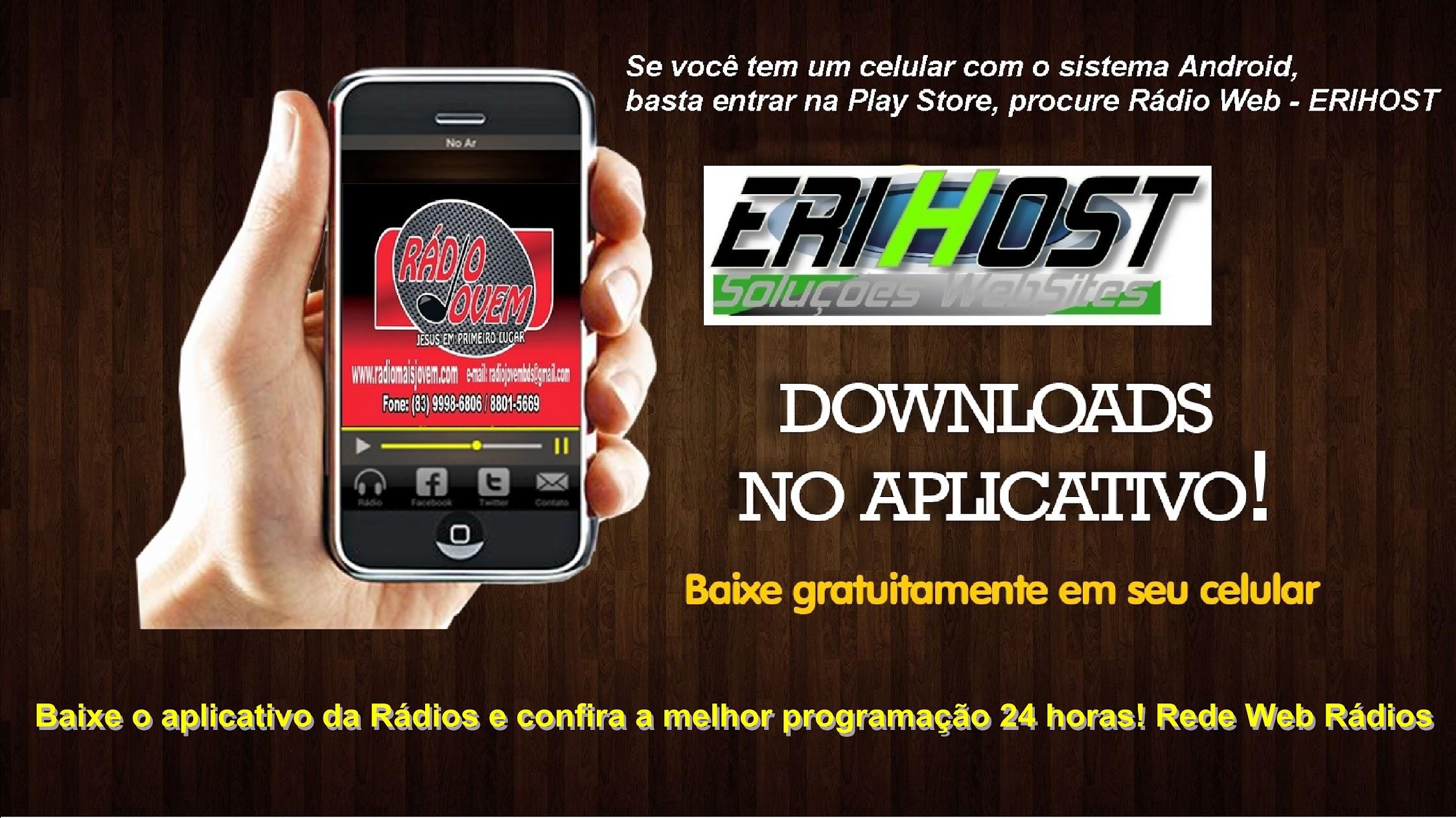 Rádios Web - ERIHOST