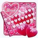 Pink Keyboard Theme for WA icon