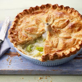 Cheese Onion Leek And Potato Pie Recipes.