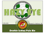 Crooked Eye Hazy Eye Double IPA