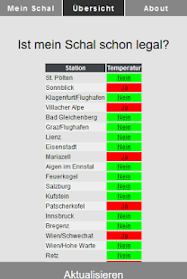 Schal Legal? – Miniaturansicht des Screenshots