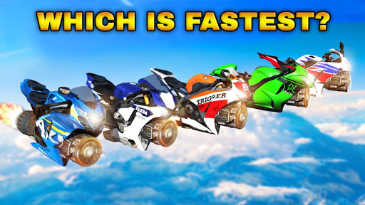Mega Ramp Car Racing Stunts 3D- Impossible GT Race apkdomains screenshots 1