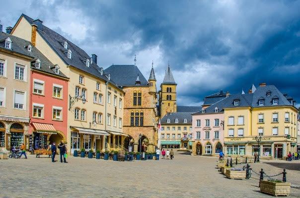 town of Echternach