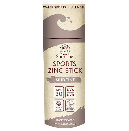 Suntribe sports zinc stick (mud tint)