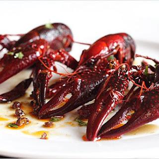 Sichuan Ma La Crawfish/Crayfish/Crawdad (麻辣小龙虾).