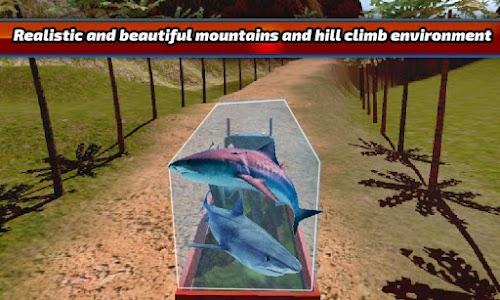 Transport Truck Shark Aquarium screenshot 4