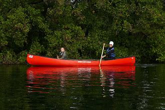 Photo: Red Canoe