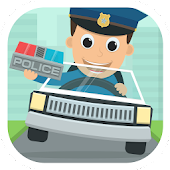 Police Cars Free Game for Kids