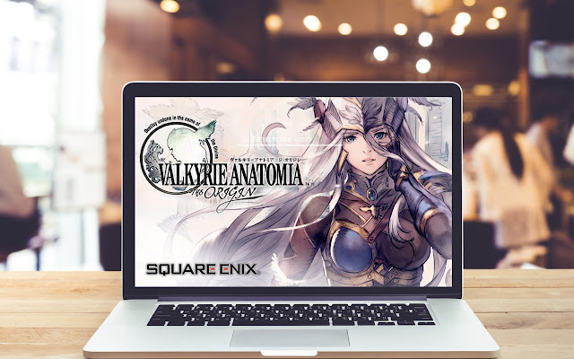 VALKYRIE ANATOMIA HD Wallpapers Game Theme