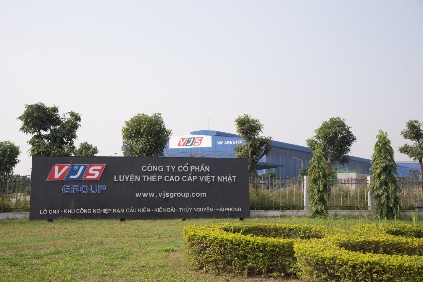 Công ty thép Việt Nhật