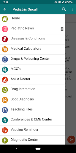 Download Pediatric Oncall 7.14.1 2
