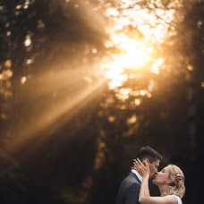 Nhiếp ảnh gia ảnh cưới Aleksey Shirokikh (Shirokikh). Ảnh của 16.10.2018