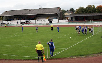 Photo: 02/10/10 v Carluke Rovers (Scottish Junior Cup Round 1) 6-4 - contributed by Mike Latham