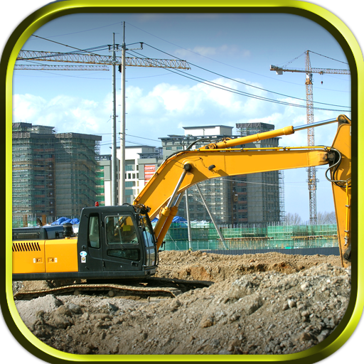 Heavy Excavator Simulator game (apk) free download for Android/PC/Windows