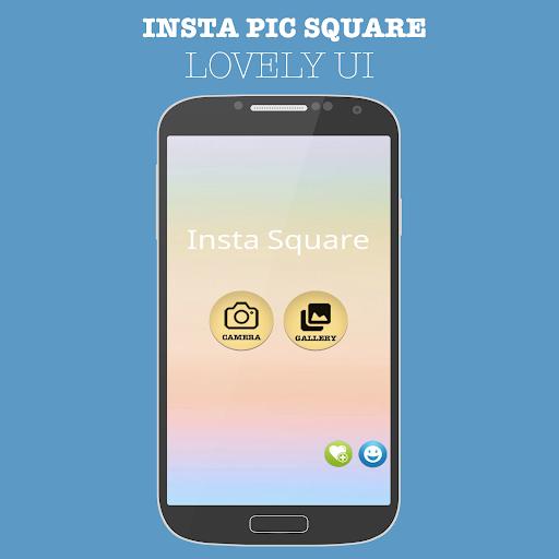 Insta Pic Square - No Crop HD