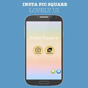 Insta emoji photo editor screenshot