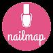 ネイルマップ 〜お気に入りのネイリスト・サロンでネイル予約〜 - Androidアプリ