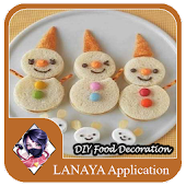DIY Food Decoration Design