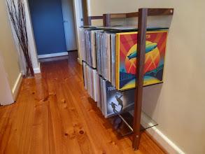 Photo: Kundenfoto QUADRA Schallplattenregal - Customer pictures  of LP shelving units