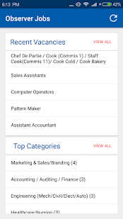 ObserverJOBS™- screenshot thumbnail