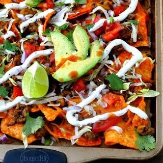 Doritos Nachos Recipes.